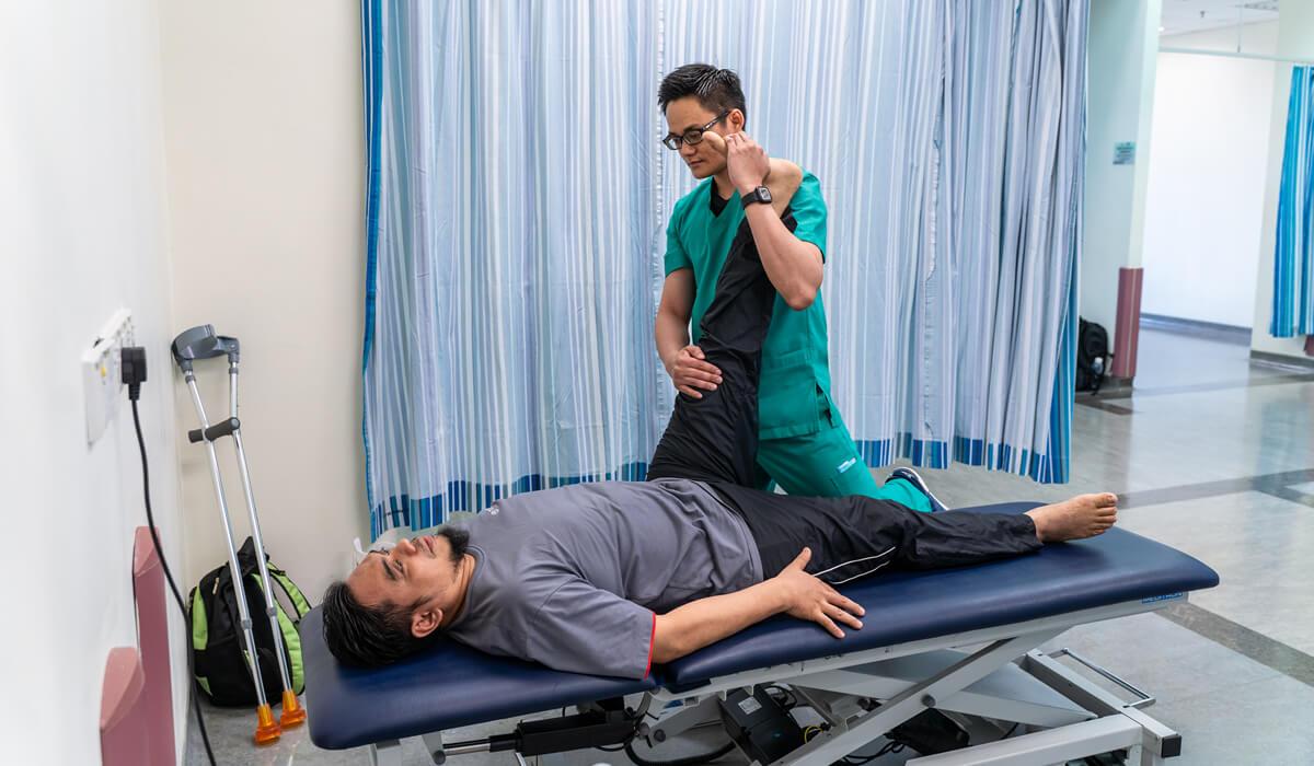 Rehabilitasi Muskuloskeletal (MSD)