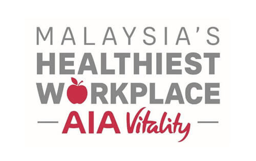 Malaysia's Healthiest Workplace AIA Vitality 2018